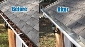 expert gutter cleaning